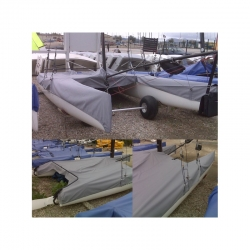 Taud pour Nacra Infusion F18
